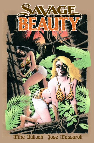 01. Savage Beauty TPB